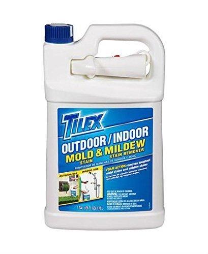 Tilex Mold and Mildew Stain Remover - Outdoor / Indoor (128 Fluid Ounce)