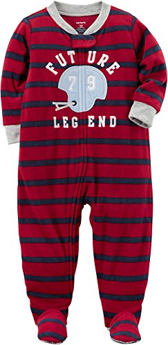 d3ff8f4ea365 Galleon - Carter s Baby Boys  12M-12 One Piece Football Future ...
