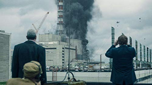 Chernobyl Historical Drama Television Miniseries Jared Harris Stellan Skarsgård Paul Ritter Jessie Buckley 12 x 18 Inch Quoted Multicolour Rolled Poster CH55 (Podcast Wait Wait Don T Tell Me)