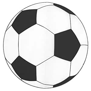 10 fútbol-mantel individual