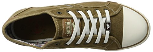 Herren Sand 305 Sneakers 4058 44 Braun 44 Mustang qBSvw