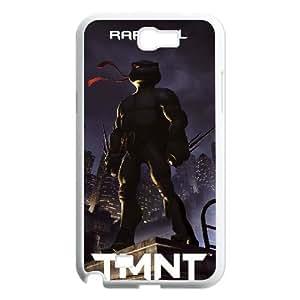 Samsung Galaxy Note 2 N7100 Phone Case Cover Teenage Mutant Ninja Turtles T62301