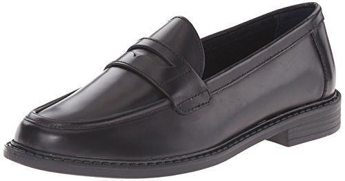 Cole Haan Women's Pinch Campus Penny Loafer, Black, 6.5 B US by Cole Haan