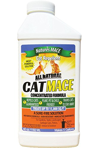 Nature's Mace Cat Repellent 40oz - Havahart Cat Repellent
