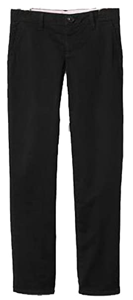 113c8fc9b Image Unavailable. Image not available for. Color: GAP Kids Girls Navy  Skinny Leg Chino School Uniform Pants ...