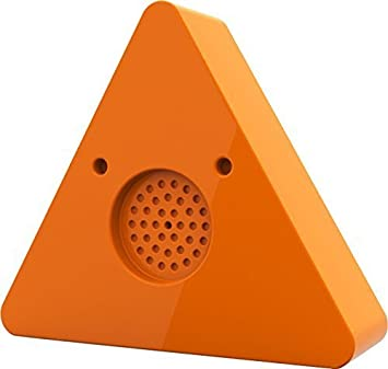BleepBleeps Sammy Screamer Motion Alarm, Orange