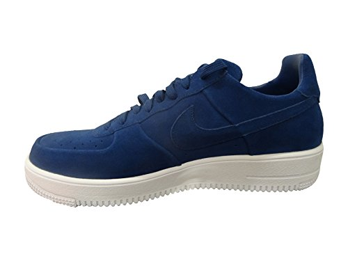Nike Blazer Lave Sb Sko Kyst Blå Hvit 400