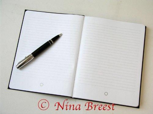 Montblanc 9596 notizblätt libro mediana: Amazon.es: Oficina ...