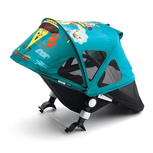 Bugaboo Cameleon Breezy Sun Canopy X Niark1, Blue