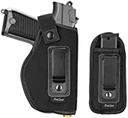 ProCase Universal IWB Holster Magazine Pouch for Concealed Carry, Inside The Waistband Pistol Handgun Holster