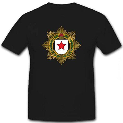 (Serbia breast orden Medal Za vojne Zasluge Sa Zlanim Macevima Cased Badge)