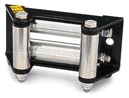 Superwinch 2343 ATV Heavy duty roller fairlead with bracket.