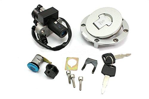 Alpha Rider Ignition Switch Lock Key Gas Cap Cover FOR HONDA CBR400 NC23 NC29 VFR400 NC30 RVF400 NC35 CBR250 MC19 MC22