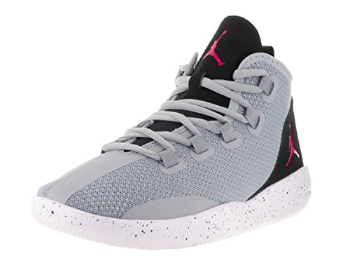 Nike Damen Jordan Reveal Gg Basketballschuhe Gris (Wolf Grey / Vivid Pink-Black-White)