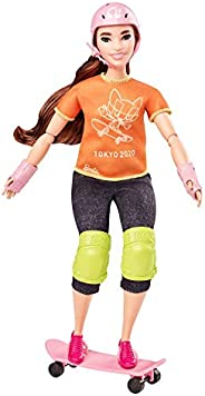 Barbie Skateboarder Doll