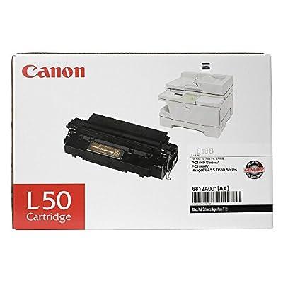 Canon Original L50 Toner Cartridge - Black