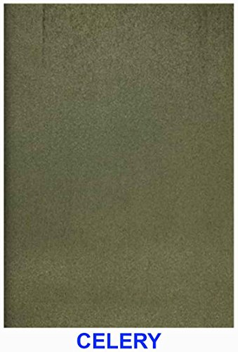 (Mybecca Microsuede Suede Fabric Upholstery Drapery Furniture Cover & General Use Fabric 58/60