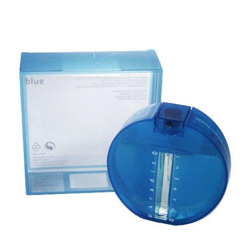 - Inferno Paradiso Bleu By United Colors Of Benetton For Men. Eau De Toilettte Spray 3.3-Ounce Bottle
