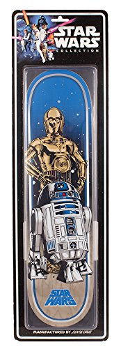 Santa Cruz Star Wars Droids Collectible Skateboard Deck -...
