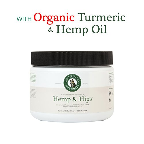 Veterinary Naturals 'Hemp & Hips' - Best Hip