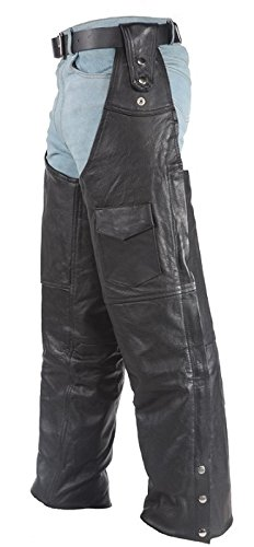 Insulated Motorcycle Chaps - 3