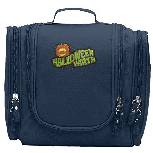 Halloween Party Travel Cosmetic Makeup Bags Multifunction Toiletry -