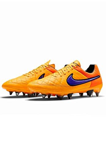 Nike Tiempo Legend V FG, Calzature primi passi da uomo Arancione