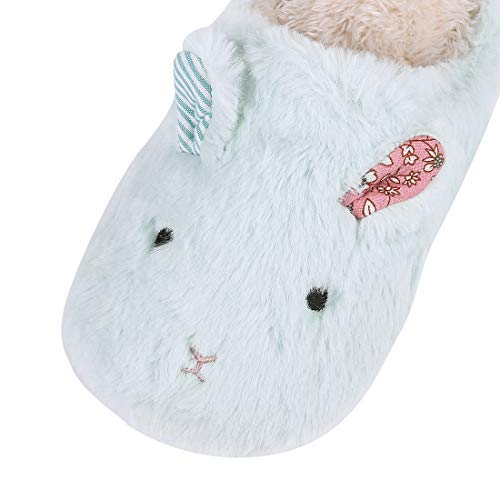Dog Slippers Aqua Sole Animal Waterproof Rabbit Cute Slippers Indoor Fuzzy for Bedroom House Kids Slippers Hedgehog Family ZIWxx47Fwq