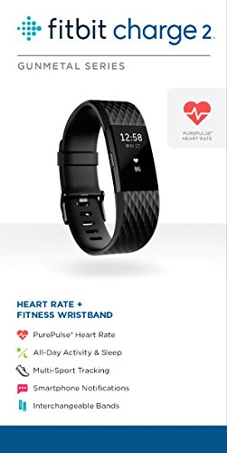 Fitbit Charge 2 Heart Rate + Fitness Wristband, Special - Import It All
