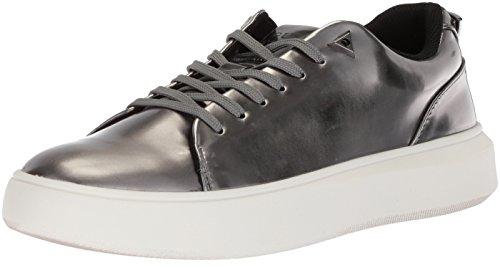 Guess Men's Delacruz Grey Men's Delacruz Guess Sneaker Sneaker Grey vwnAqxXx5z