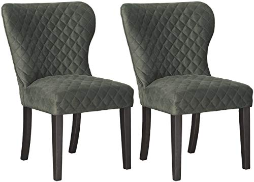 Ashley Furniture Signature Design - Rozzelli Dining-Chair, Wing Back