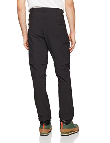 Men's Trousers Koper Schöffel Black Zip off BnqxH15H