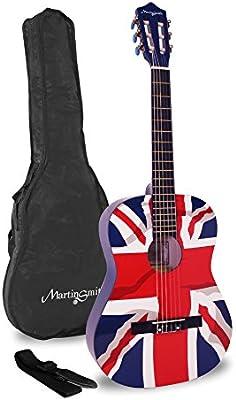 Martin Smith W-36-GB-PK - Guitarra clásica de 36 pulgadas: Amazon ...