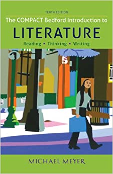 _LINK_ The Compact Bedford Introduction To Literature: Reading, Thinking, And Writing. protocol Kleemann beste Electro puesto darba