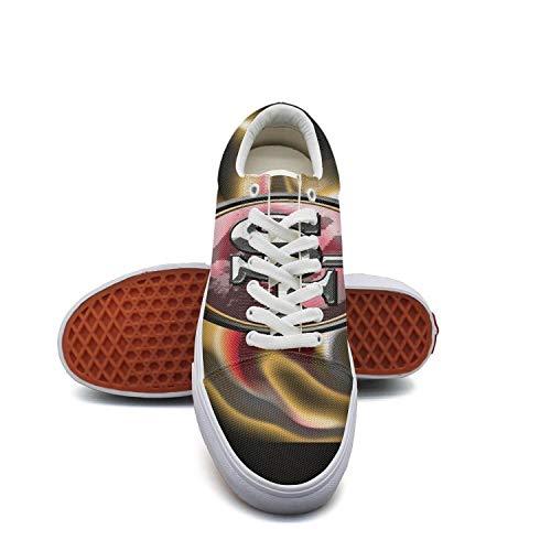 RegiDreae Men's Skate Shoe Fashion Sneaker Classic Canvas Shoes Lace Up Shoe ()