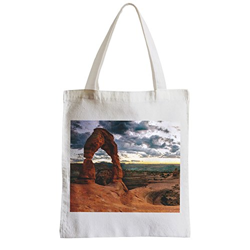 Big Bag Bag Shopping Beach Student Delicati Archi Parchi Archi Utah Usa
