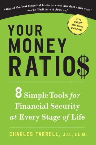 Jd tools the best amazon price in savemoney your money ratios 8 simple tools for financial security at every stage of life fandeluxe Choice Image