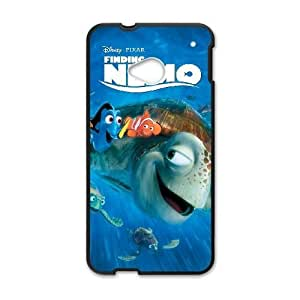 HTC One M7 Black phone case Disney characters Finding Nemo DSN9689206