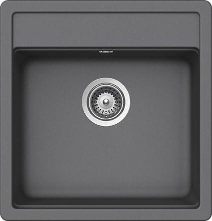 Schock, lavello da cucina Nemo N-100S, Opus D-150: Amazon.it: Fai da te