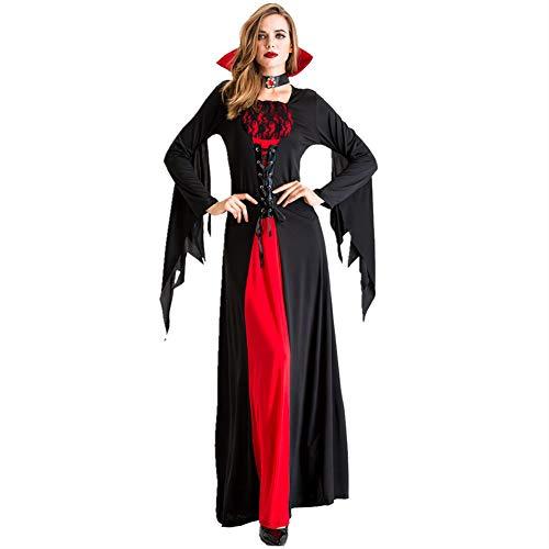 Courts Bride Halloween (Persiven Halloween Devil Vampire Ghost Bride Death Sorcerer Costume Easter Vintage Court)