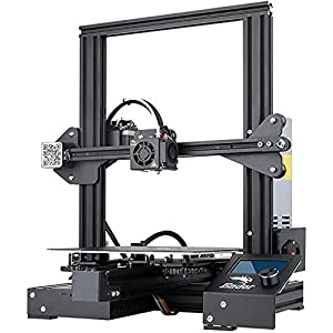 10 pack: 10 creality ender 3 pro 3d printers fully open source with resume print function 220x220x250mm