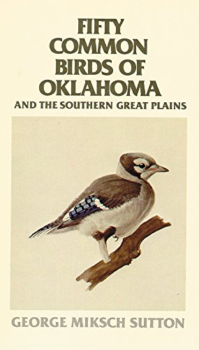 (Fifty Common Birds of Oklahoma and the Southern Great)