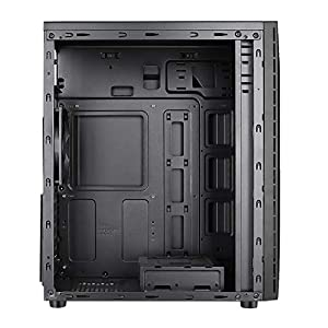 CHIPTRONEX X310B Mid Tower ATX Cabinet USB 3.0 (case Without SMPS)