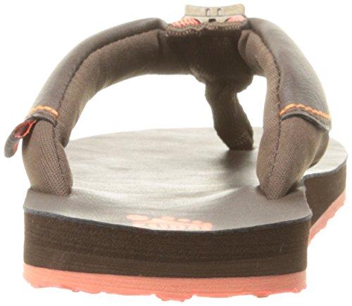 Brown Flop Women's Warwick Cudas Flip 8qItxT7wv