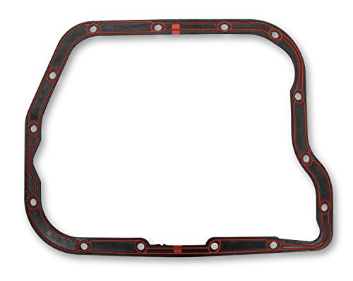 utomatic Transmission Oil Pan Gasket Molded Rubber Over Glass Filled Nylon Carrier Reusable Gasket Automatic Transmission Oil Pan Gasket ()