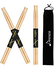Donner Drum Sticks with Carrying Bag