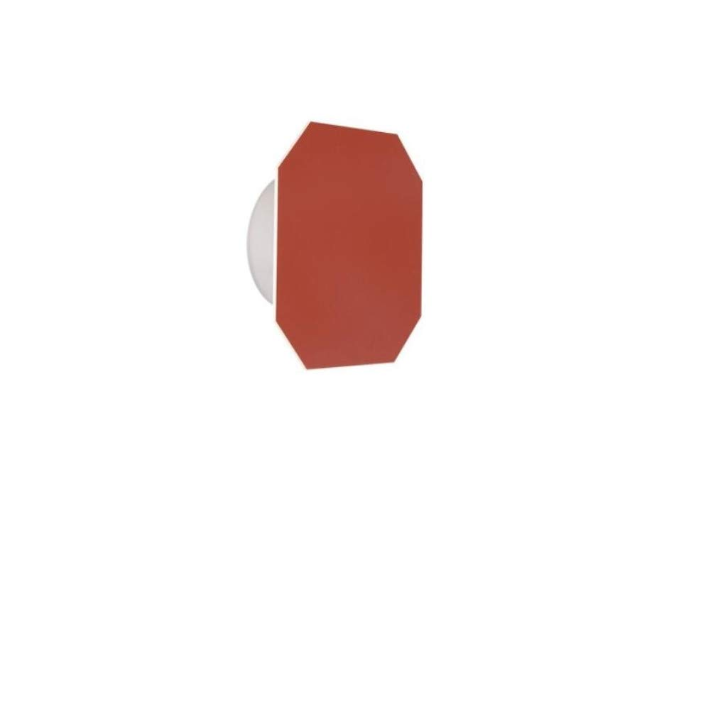 Wandleuchte Nordic Wohnzimmer Esszimmer Schlafzimmer Beleuchtung Küche Bad Moderne Minimalistische Rote Platz Kreative Persönlichkeit Led Wandleuchte
