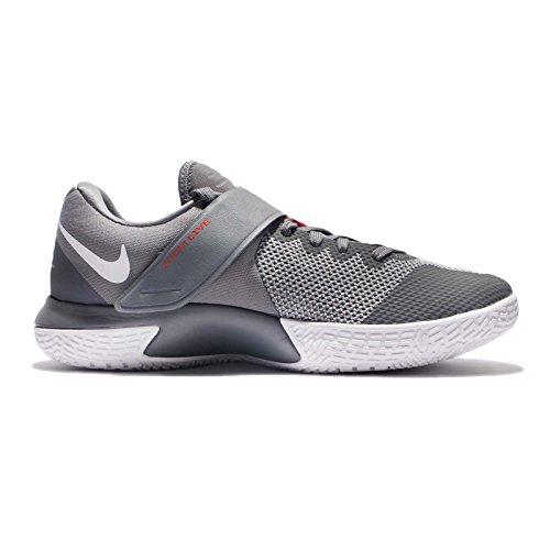 Nike Mens Zoom Live Ep, Cool Grijs / Wit-puur Platina Cool Grijs / Wit-puur Platina