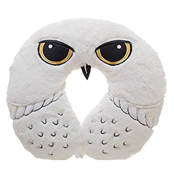 Amazon.com: Bioworld Harry Potter Hedwig - Cojín para cuello ...