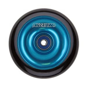 Razor Phase Two Solid Alloy Core Wheel - Teal/Black